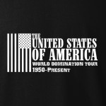 polopokol USA World Domination Tour polo kozepes
