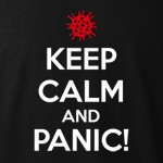 polopokol Keep Calm and PANIC! polo kozepes