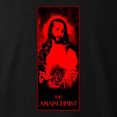 polopokol The Anarchrist fekete