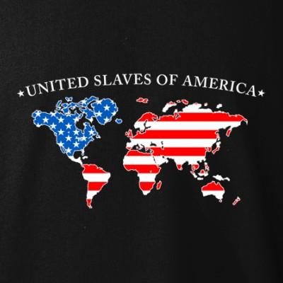 polopokol United Slaves of America fekete